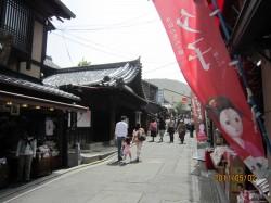 京都の小路